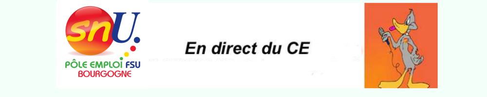 En Direct du CE